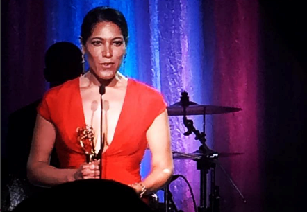 The Journey Indianapolis >> WTOL/WUPW Anchor Viviana Hurtado Wins Emmy Award, Reporting Fellowship in Asia | Department of ...